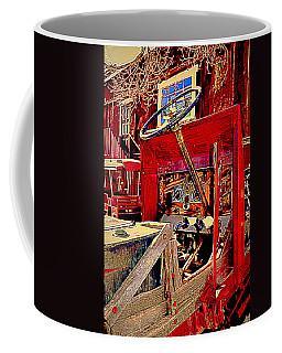 Take The Wheel Please Coffee Mug