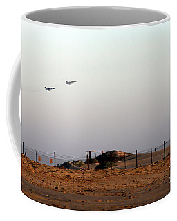 Takeoff Coffee Mug