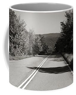 Talimena Roads I Coffee Mug