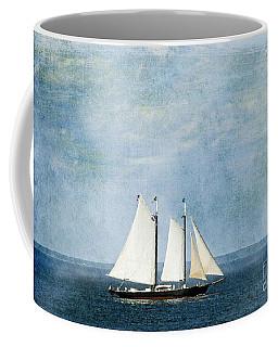 Coffee Mug featuring the photograph Tall Ship by Alana Ranney