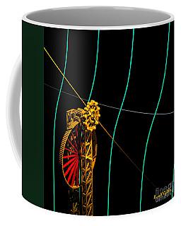 Tangent Graph Math Engine Coffee Mug