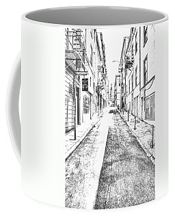 Telegraph Hill Coffee Mug