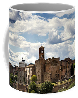Temple Of Venus And Roma Coffee Mug