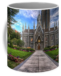 Temple Square Assembly Hall Coffee Mug