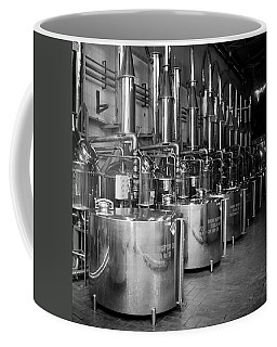 Tequilera S.s. Distillation Tanks Coffee Mug by Lynn Palmer