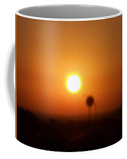 Texas Sunrise Coffee Mug