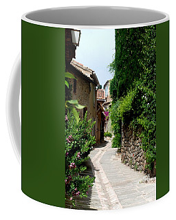 The Alley Coffee Mug