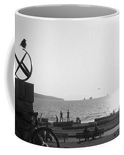 The Ancient Observer Coffee Mug