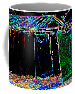 The Back Yard Coffee Mug