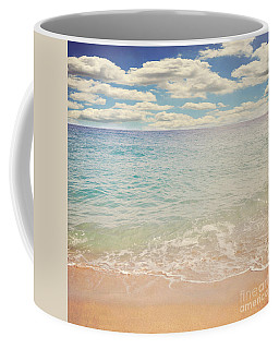 The Beach Coffee Mug by Lyn Randle