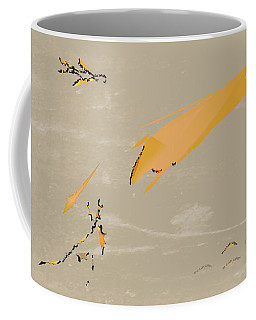 The Beast Afoot Coffee Mug