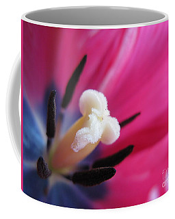 The Beauty From Inside Coffee Mug by Ausra Huntington nee Paulauskaite