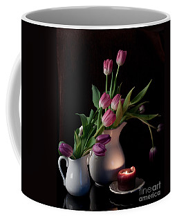 The Beauty Of Tulips Coffee Mug