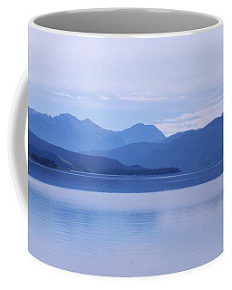 The Blue Shore Coffee Mug