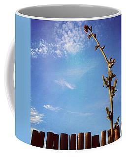The Blueberry Bush  Coffee Mug