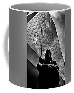 The Bull Never Sleeps Coffee Mug