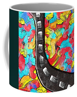 The Color Highway Coffee Mug