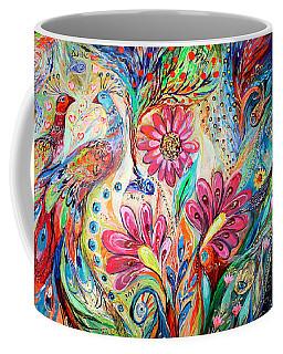 The Colors Of Day Coffee Mug