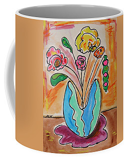 The Colors Of Sherbert Coffee Mug