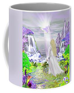 The Comforter Coffee Mug