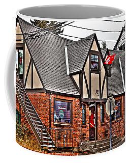 The Cougar Cottage Coffee Mug