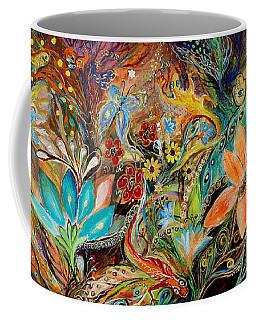 The Dance Of Lizards Coffee Mug