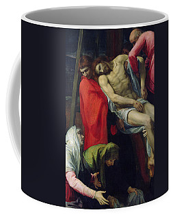 The Descent From The Cross Coffee Mug