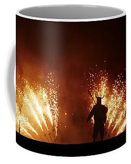 The Emergence Of The Devil Coffee Mug