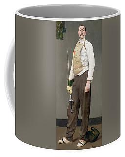 The Fencing Master Coffee Mug