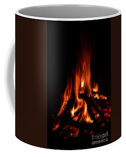 The Fire Coffee Mug