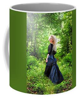The Forest Beckons Coffee Mug