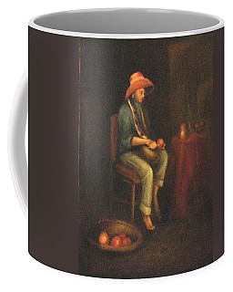 The Girl Coffee Mug