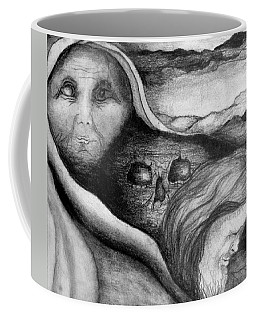 The Great Lie Coffee Mug by Rory Sagner
