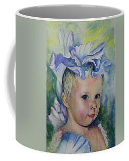 The Iris Princess Coffee Mug