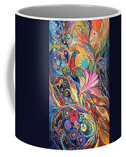The King Bird. The Original Can Be Purchased Directly From Www.elenakotliarker.com Coffee Mug