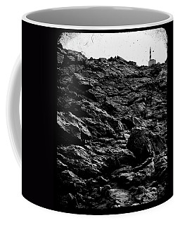 Coffee Mug featuring the photograph The Lighthouse1 by Pedro Cardona