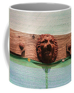 Coffee Mug featuring the photograph The Lion Of Penasco by Rand Swift