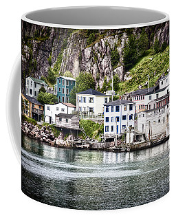 Coffee Mug featuring the photograph The Lower Battery by Verena Matthew