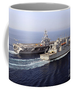 The Military Sealift Command Dry Cargo Coffee Mug