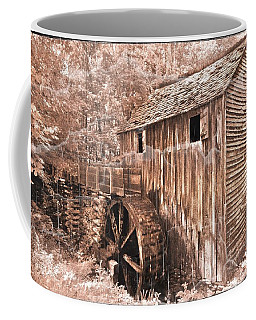 The Mill At Cade's Cove Coffee Mug