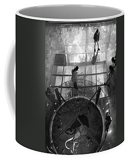 The Oculus Coffee Mug by Lynn Palmer