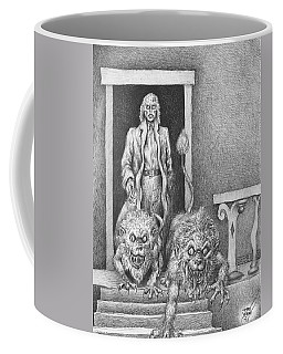 The Old Man's Dogs Coffee Mug