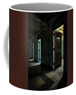 The Open Doors Coffee Mug