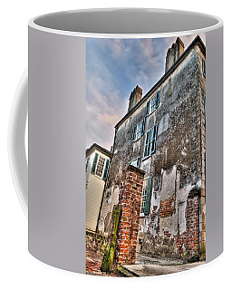 The Past Revealed Coffee Mug