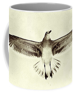 Coffee Mug featuring the photograph The Perfect Wing by Jim Moore