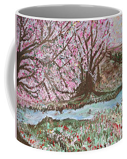 The Pink Tree Coffee Mug