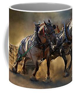 The Power Of Two Coffee Mug