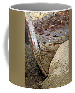 The Pt Reyes Abstract Coffee Mug by Bill Gallagher