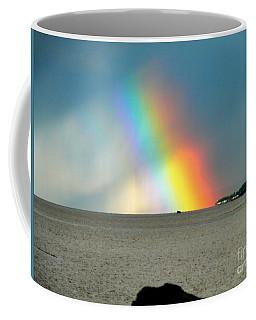 The Rainbow's Edge Coffee Mug