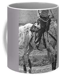 The Rein Back Coffee Mug